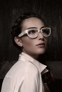 ROLF Spectacles - Wooden eyewear made in Tyrol, Austria// Amazing design inspired by vintage Cars// Fireflite Model