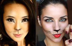 maquiagem-halloween-gatinha