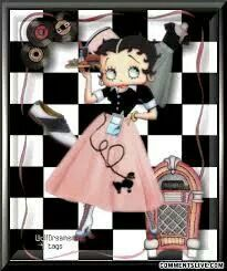 65 Most Beautiful Betty Boop Pictures And Images