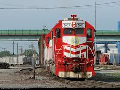RailPictures.Net Photo: TRRA 2003 Terminal Railroad Association of St. Louis EMD GP38-3 at Granite City, Illinois by Mike Mautner