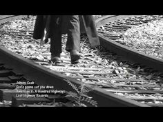 GOD'S GONNA CUT YOU DOWN - Johnny Cash - YouTube