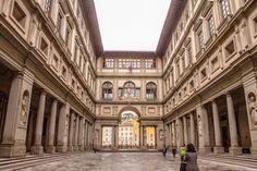 Los museos de Florencia del renacimiento son de los más importantes en lo que a escultura y pintura se refiere. Ufizzi, Bargelo, Accademia, Piti, Strozzi Italy Travel, Louvre, Building, Florence, Renaissance, Paths, Museums, Sculptures, Pintura