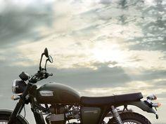 Triumph Motorcycles - Scrambler