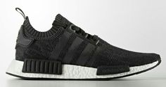 Adidas NMD_R1 Primeknit Winter Wool. Size: 8. Available at StockX.com