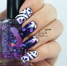 #Abstract Designs on Nails