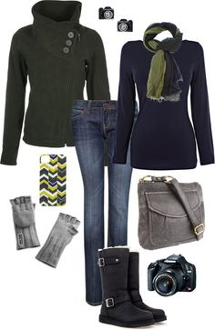 """""""Game Day"""" by jlucke on Polyvore"""