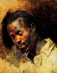 Peter Paul Rubens Head of a Black Man Netherlands (c. Oil on Wood, x cm. The Image of the Black in Western Art Research Project and Photo Archive, W. Du Bois Institute for African and African American Research, Harvard. Peter Paul Rubens, Pedro Pablo Rubens, Rubens Paintings, Portrait Paintings, African American Art, Caravaggio, Old Master, Museum Of Fine Arts, Rembrandt