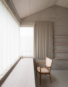 """""""Life House"""" vacation rental for 6 people in IIanbister, Mid Wales by John Pawson for Living Architecture"""