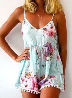 Summer dress | floral printed dress