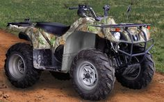 Does your ATV need a new look? Try this idea from Overwraps. This ATV is wrapped in God's Country - Early Season pattern.  For more information go to our website:www.over-wraps.com or call us at 800.595.5855 and we can get you in touch with a dealer in your area.