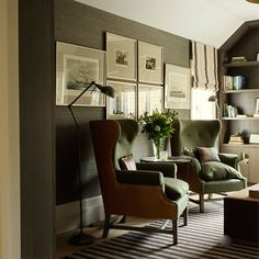 Modern country gentleman's retreat | House tour - Hampshire family home | Housetohome.co.uk