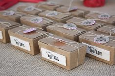 Love these for LDB invitations, filled with hints for party themes.