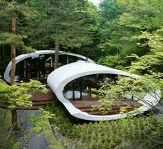 Very cool house design.