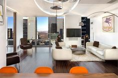 Olympic Tower,  641 Fifth Avenue,  31C - Midtown, New York