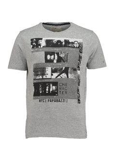 T-shirt Garcia Snapshot