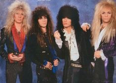 Britny Fox - These guys traded members with Cinderella to the point that.well, they looked very much alike, didn't they? Glam Metal, Big Hair Bands, Hair Metal Bands, Christina Aguilera, 80s Hair Metal, Goth Bands, Estilo Rock, Heavy Metal Music, Gothic Rock