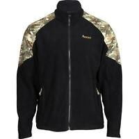 Rocky Boots Full Zip Fleece Hunting Jacket - Black and Rocky Venator Camo ( Discount 40 % ) Hunting Jackets, Hunting Shirts, Camo Jacket, Motorcycle Jacket, Rocky Boots, Insulated Gloves, Mossy Oak Camo, Adidas Jacket, Zip