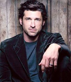 Patrick Dempsey-loved him WAY, WAY before Grey's Anatomy!