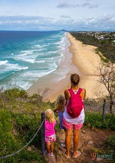 Noosa Heads National Park, Australia - one of 50 top things to do in Queensland. Click inside for more Australia tips!