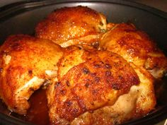 The Whimsical Momma: Paleo Recipe: Spicy Cilantro, Lime  Paprika Chicken Thighs