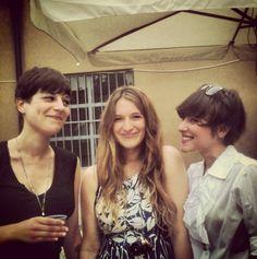Le ragazze del Festival