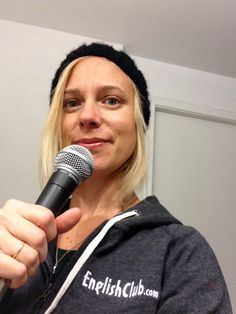 Have you heard the big news from Oxford University Press? Selfie is the Word of the Year for I took this selfie while I recorded this week's Interestin… Selfie, Words, Photos, Pictures, Selfies, Horse