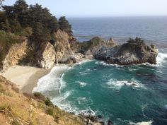 Big Sur- pfeiffer Trail