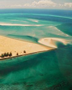 Bazaruto Archipelago in Mozambique