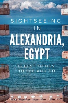 A detailed local sightseeing guide for Alexandria, Egypt. Travel Goals, Travel Tips, Travel Ideas, Travel Articles, Travel Hacks, Travel Packing, Budget Travel, Egypt Travel, Africa Travel
