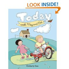 Amazon.com: Today With Meg and Ted (9780375967177): Kimberly Gee: Books...Must read for young kids!