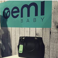 A diaper bag or nappy bag is a storage bag with many pocket-like spaces that is big enough to carry everything needed by someone taking care of a baby while taking a typical short outing. Leather Diaper Bags, Baby Necessities, Baby Diaper Bags, Bag Storage, Buy Now, Brand New, Baby Things, Stylish, Stuff To Buy