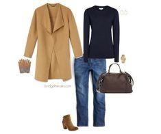 stylish lightweight coats- adding in cognac
