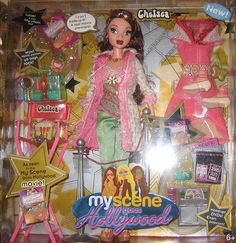 Chelsea - My Scene Wiki - Wikia Barbie 2000, Barbie I, Barbie And Ken, Barbie Clothes, Diy Clothes, Barbie Style, Vintage Barbie, Vintage Toys, Pictures Of Barbie Dolls