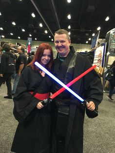 Jedi and Sith #InterForceCouple
