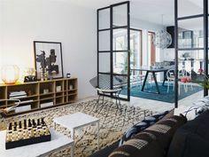 long room divider   Hege in France photo: Husman Hagberg