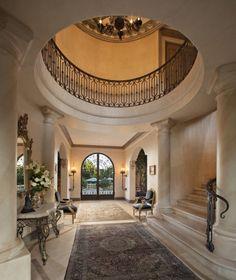 Stunning floating staircase! . Contruccion Herrreria Presupuestos 6562061997 Cd juarez chihuahua