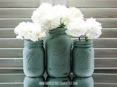 Duck egg bathroom accessories. Country styling.  If you like this pin, why not head on over to get similar inspiration and join our FREE home design resource library at http://www.TheHomeDesignSchool.com/signup