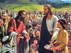 A MULTIPLICAÇÃO DOS PÃES E PEIXES O ESPIRITISMO ESCLARECE :: Doutrina Espírita
