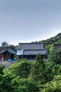 Landscape Photo of Asian Buildings