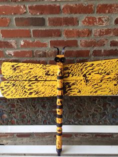 Tiger Fan - $65, Repurposed Ceiling Fan Blades and Table Leg, Spindles