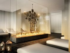 A look at Marcel Wanders' Kameha Grand Zurich; the first Autograph hotel in Switzerland Palace, Switzerland Hotels, Spa, Convention Centre, Grand Hotel, Architecture, Luxury Travel, Hotel Offers, Chandelier