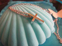 Vaptism cross silver #mestella_handmade