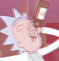 Image result for rick and morty aesthetic