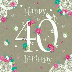 Reena's family and friends from Malaysia, Singapore and Canada wishing her a happy birthday. 40th Birthday Images, Happy 50th Birthday Wishes, Birthday Blessings, 50th Birthday Gifts, Birthday Messages, Birthday Pictures, Birthday Greeting Cards, Happy 40th, 21st Birthday Quotes