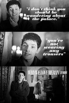 Merlin | OMG I loved this show! I had (may still have) the biggest crush on Merlin ;p he so sassy