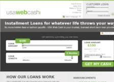Awesome Business Loans: Make your move to USA Web Cash for online installment loans. Find out how to app...  installment loans Check more at http://creditcardprocessing.top/blog/review/business-loans-make-your-move-to-usa-web-cash-for-online-installment-loans-find-out-how-to-app-installment-loans/