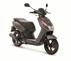 2018 Peugeot Kisbee 50 Gets Updated Engine and Paint Motor Scooters, Peugeot, Motorbikes, 50th, Honda, Automobile, Engineering, Sporty, Motorcycle