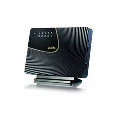 ZyXEL Simultaneous Dual-Band Wireless AC1750 Media Router (NBG6716) for sale