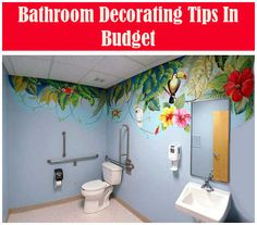 Decorating Bathrooms - How Small a Budget Can You Pull a Renovation Off In? Decorating Basics, Contemporary Sink, Ideal Bathrooms, Bathroom, Professional Decor, Shower Curtain Decor, Elegant Mirrors, Curtain Decor, Bathroom Decor
