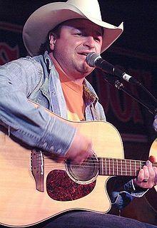 Mark Chestnutt - country music singer.